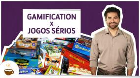 Diferenças entre jogos, jogos sérios e gamification