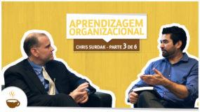 Série Chris Surdak | 3 de 6 | Aprendizagem organizacional