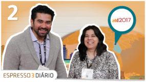 Espresso3 na ATD 2017 (EUA) – Visão geral da conferência