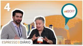 Espresso3 na ATD 2017 (EUA) – Experiência em conferências internacionais