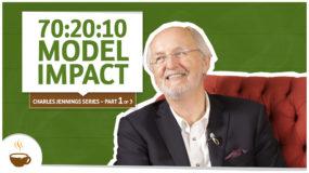 Charles Jennings series |1 of 3| – 70:20:10 model impact (Impacto do modelo 70:20:10)