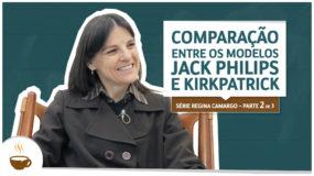 Série Regina Camargo |2 de 3| – Comparação entre os modelos Jack Philips e Kirkpatrick