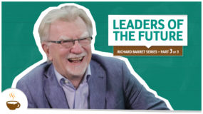 Richard Barrett Series |3 of 3| - Leaders of the future