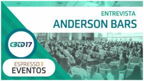 Cobertura CBTD 2017 – Anderson Bars – Nexialistas Consultores