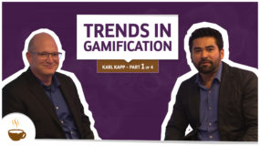 Karl Kapp Series |1 of 4| – Trends in gamification