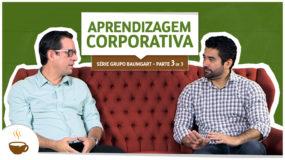 Série Grupo Baumgart  3 de 3  Aprendizagem Corporativa
