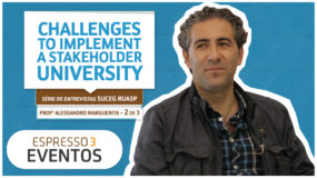 Série Suceg – Alessandro Marguerita – 2 | 3 – Challenges to implement a stakeholder university